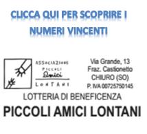 Estrazione Lotteria – Numeri Vincenti