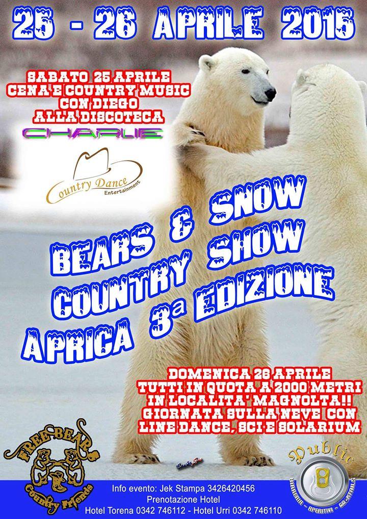 bears&snow